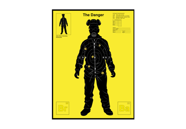 The Danger (Yellow)  Artwork