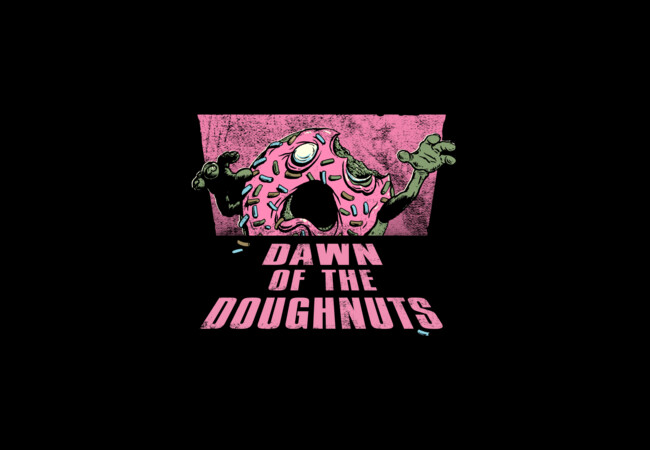 Dawn of the Doughnuts  Artwork