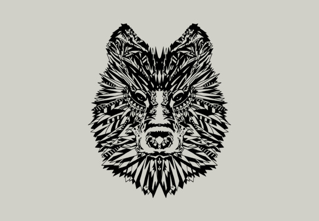 Sharp As In Wolf  Artwork