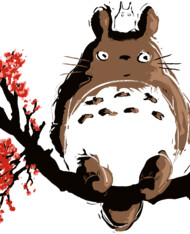 Totoro traditionnel