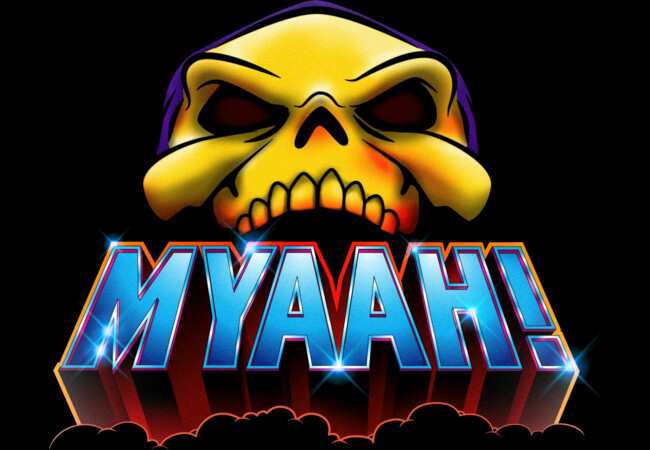 MYAAH!  Artwork