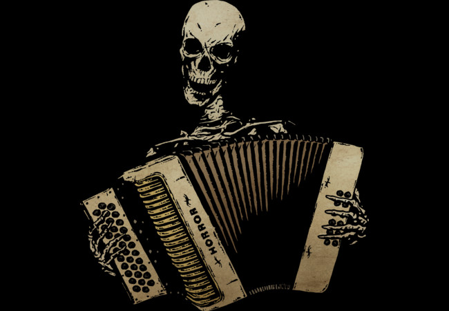 The Piano Accordion Blues  Artwork
