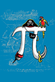Pirate Pi Day
