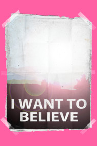 I want to believe  (light)
