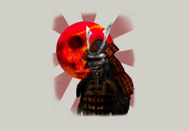 Blood Samurai  Artwork