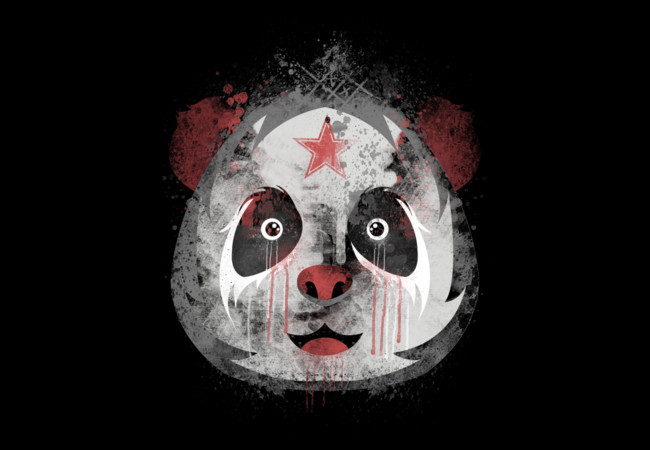 Punk Panda Overload  Artwork