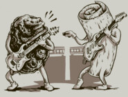 Jamming Together!
