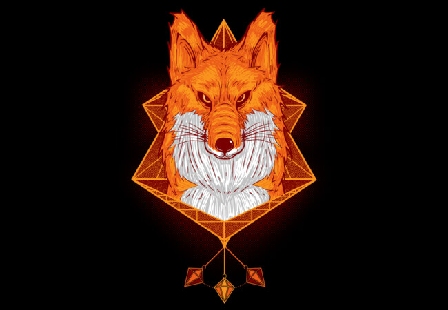 Firefox Stare  Artwork