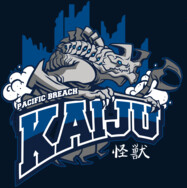 Pacific Breach Kaiju