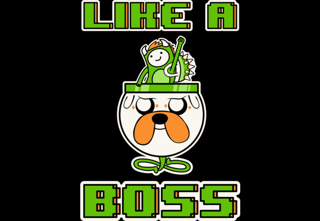 Like a Boss  Artwork