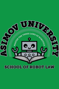 I Majored in Robot Law