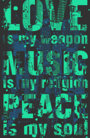 Love - Music - Peace