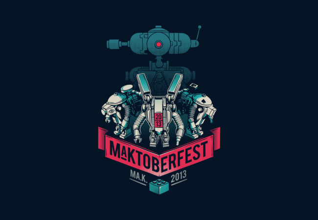 MaKtoberfest 13  Artwork