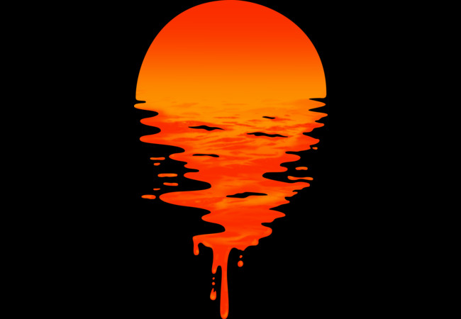 Sunset 6  Artwork