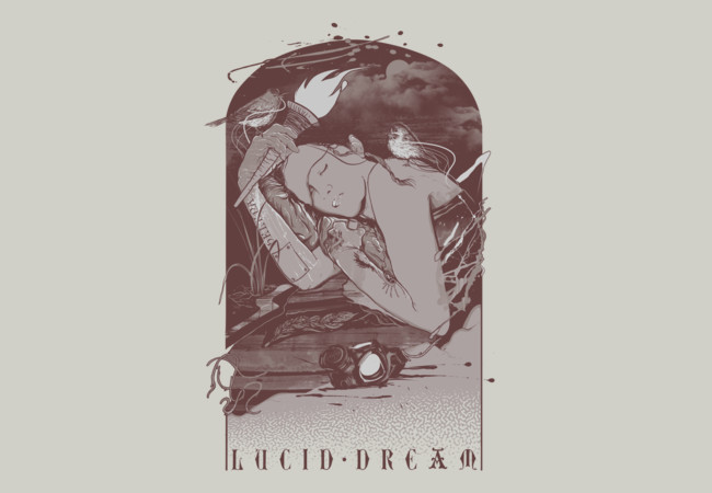 Lucid Dream  Artwork