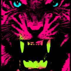 Tiger Pop T-shirt