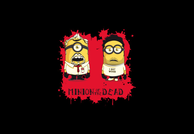 Minion of the Dead  Artwork