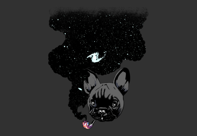 Nostalgic French Bulldog