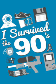 I Survived The 90s