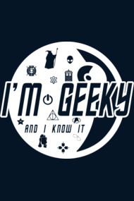 I'm Geeky and I Know It! - Version 2