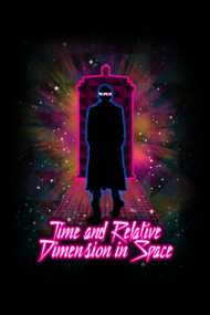 Time and Relative Dimension in Space