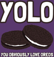 You obviously love oreos