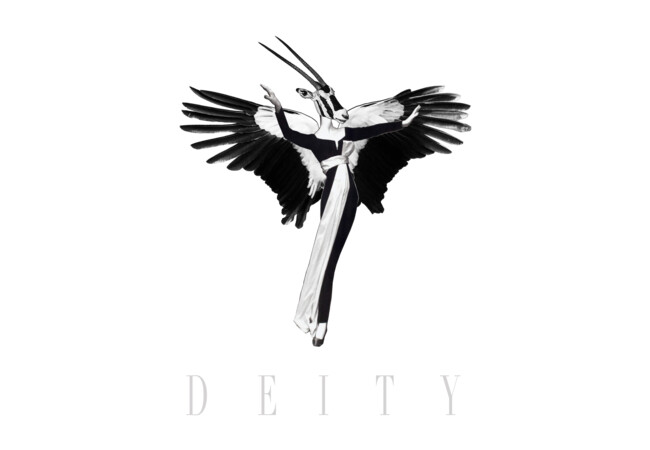 Deity 1  Artwork