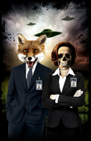 Fox and Skully