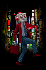 Mr. Roboto's Night On The Town