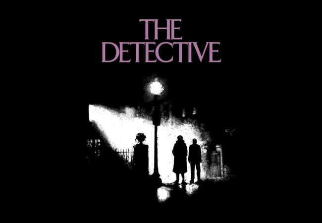 The Detective  Artwork