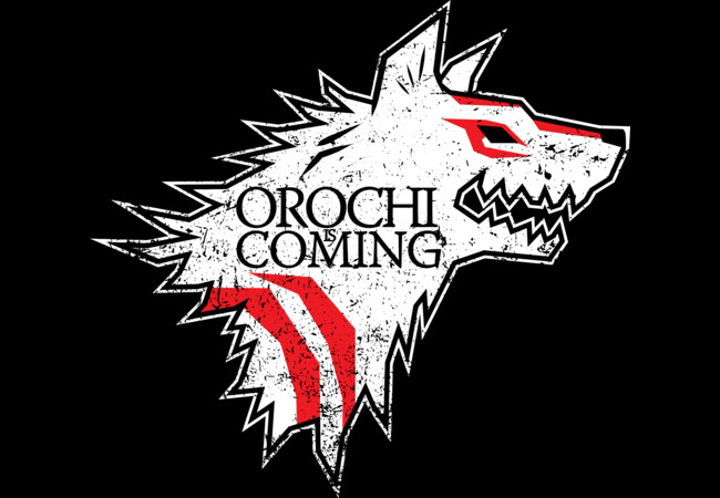 Orochi is Coming  Artwork