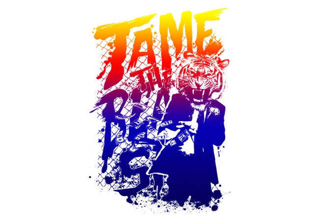 Tame the Beast  Artwork