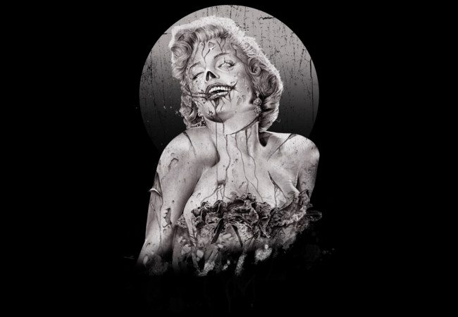 Zombie Marilyn  Artwork