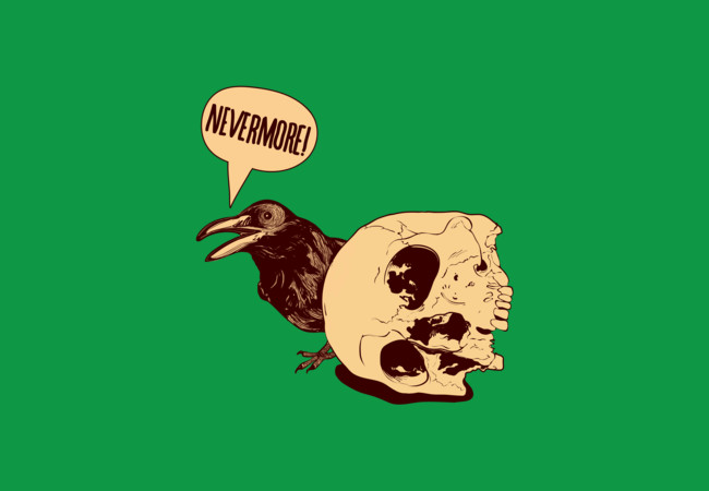 Nevermore...  Artwork