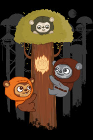 Rebel Ewoks