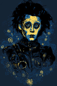 Starry Scissorhands