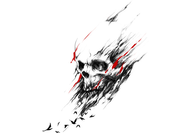 Skull Fresh  Artwork