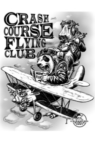 CRASH COURSE FLYING CLUB