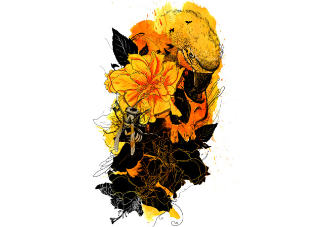 Pollination Fire  Artwork