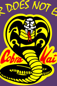 Cobra Kai - Fear Does Not Exist