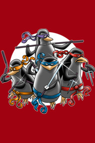 Ninja Penguins
