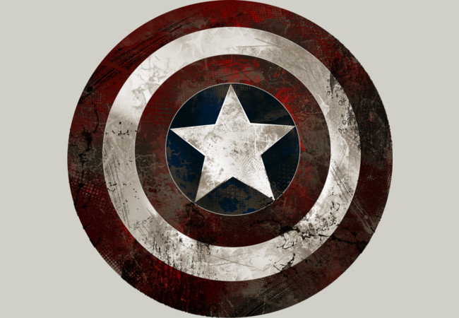 American Shield  Artwork