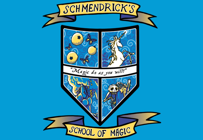 Schmendrick's School of Magic  Artwork