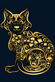 Golden Cat