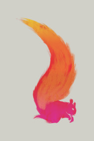 Fiery Squirrel