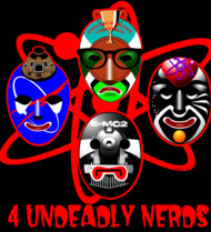 4 Undeadly Nerds