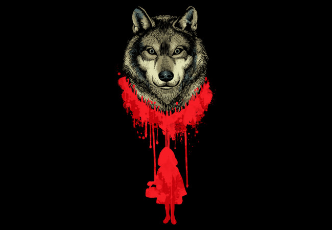 Wolf Blood  Artwork