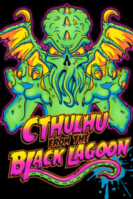 Cthulhu from the Black Lagoon