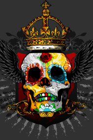SugarSkull King