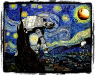 Starry Night versus the Empire